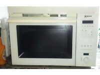 NEFF BUILT-IN COMBINATION MICROWAVE + FREE BH ONLY POSTCODES DEL.+FREE GUARANTEE
