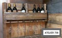ATELIER 739-Objet déco-Meuble-Peinture-Sculpture-Bois-Métal