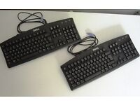 DELL COMPUTER KEYBOARDS.