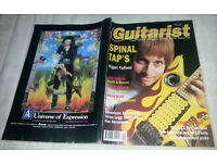 Vintage Guitarist magazine Featuring Spinal Tap's Nigel Tufnel April 1992
