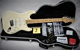 Fender Stratocaster Standard USA (2005) Excellent Condition - May Px?