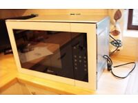 Neff Built in Microwave H12WE60W0G -As New as only used twice, genuine reason for sale.
