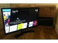 28in LG SMART LED TV WIFI 1080p FREEVIEW HD WARRANTY