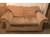 Sofas x 2 (FREE TO COLLECTOR)