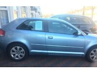 2006, Blue Audi A3 for Sale