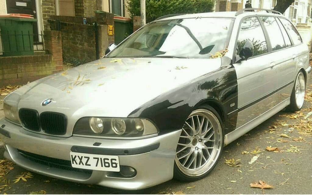 Bmw E39 530d Drift Stance Priced Droped In London Gumtree