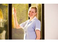 Part time cleaners required in SW London £8 per hour
