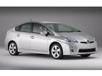 PCO Car Rent or Hire - Toyota Prius 61 plate (2011) Uber ready T SPIRIT