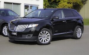 2011 Lincoln MKX RESERVE! REDUCED! AWD! LEATHER! SUNROOF! NAV!