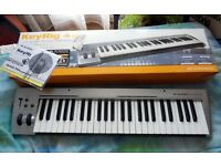 M-Audio KeyRig 49 MIDI Keyboard