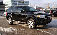 2008 Ford Escape XLT 3.0L, LOW KMS, 4 X 4 PRICED UNDER VALUE