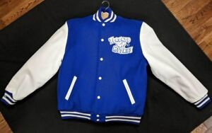 Toronto Raptors Huskies wool Letterman varsity jacket
