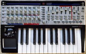 Novation Remote 25SL MKII - USB Midi Controller/Keyboard - Used, in very good condition