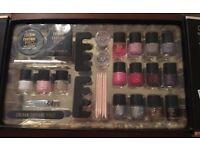 Nail gift box