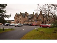 Hotel Receptionist Inverness - Full Time