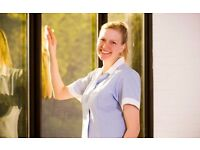 Cleaners wanted in Byfleet and surrounding areas