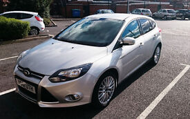 FORD FOCUS 2012 - PETROL - MILEAGE 51450 *ENGINE AS NEW* *CLEAN DECENT CAR*