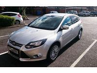 FORD FOCUS 2012 - PETROL - MILEAGE 51450 *ENGINE AS NEW* *CLEAN DECENT CAR*