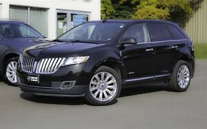 2011 Lincoln MKX RESERVE! AWD! LEATHER! SUNROOF! NAV!