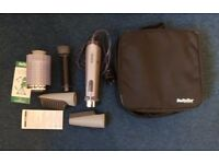 Babyliss 2735E / Drying, Straightening and Rotating Airbrush / Brand New / Never Used