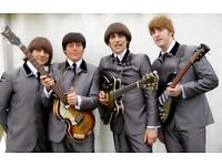4pm on 15th June 2018 - 2 tickets The Bootleg Beatles Tribute Band - Caerphilly Castle, near Cardiff