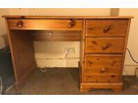 Pine Desk / Pine Table