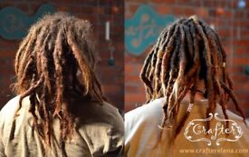 Dreadlocks Maintenance and Dreads From Scratch Manchester CrafterElena