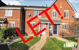 LET AGREED. SUBJECT TO CONTRACT. Modern 2 Bed Semii , garage, new carpets, newly decorated.