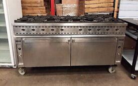 8 Burner Cooker with 2 Oven - EU188