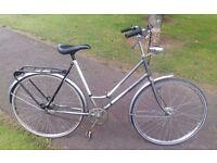 MERCURIUS Ladies step-through dutch bike, vintage retro, possible local delivery