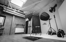 PHOTO STUDIO/OFFICE/CREATIVE/FILM/CLOTHING BRAND/WORK SPACE AVAILABLE CANNING TOWN