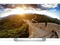 LG 55 INCH OLED CURVED 3D SMART FULL HD LED TV (55EG910V)