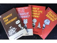 FREE BOOKS - Charlie Brown Job Lot
