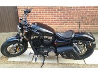 Harley Davidson 48 Sportster for Sale - MINT CONDITION