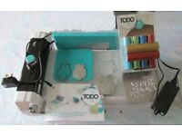 TODO die cutting, embossing, letter press, hot foiling machine + add ons