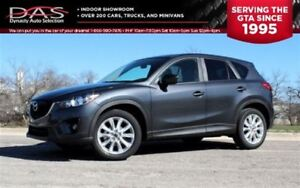2013 Mazda CX-5 GT AWD NAVIGATION/LEATHER/SUNROOF