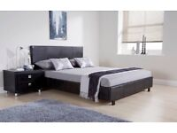 Brand new Monte Carlo king size bed and 3000 pocket sprung mattress