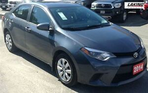 2014 Toyota Corolla LE HEATED SEATS BACKUP CAMERA RELIABLE ECONO