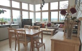 Amazing one-bed flat with incredible position and views