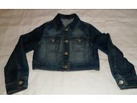 """Personalised Girl's Denim Jacket - """"Amelie"""""""