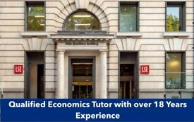 LSE Qualified Tutor with 18 Years of Tutoring Experience