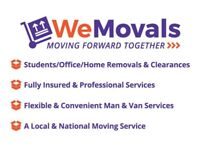 Wemovals helping you move forward together