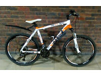 Mens WHISTLE Patwin 1270D Mountain Bike In Very Good Condition