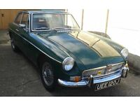 Classic MGB-GT For Sale!