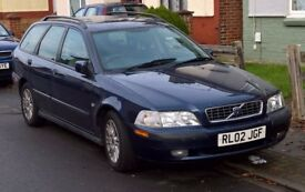 VOLVO S-V40 Automatic 2002 Blue