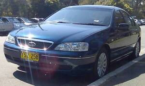 Ford Fairmont/Falcon BA/BF CAR PARTS/WRECKING/MELBOURNE/DARK BLUE Bayswater Knox Area Preview
