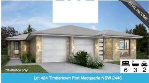 DUAL IN WAUCHOPE – PORT MACQUARIE AREA IS IN DEMAND! BE QUICK! ST Wauchope Port Macquarie City Preview