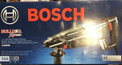 Bosch Bulldog Xtreme Sds-plus Rotary Hammer 11255vsr Brand New