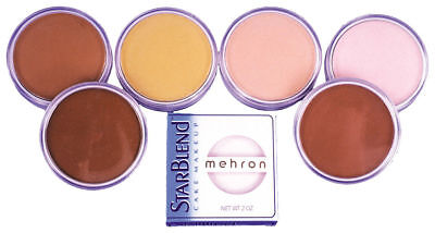 Morris Costumes Star Blend Fair Female Special Effects Cake Makeup. ME1105B