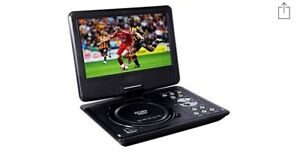 ISO Portable DVD player